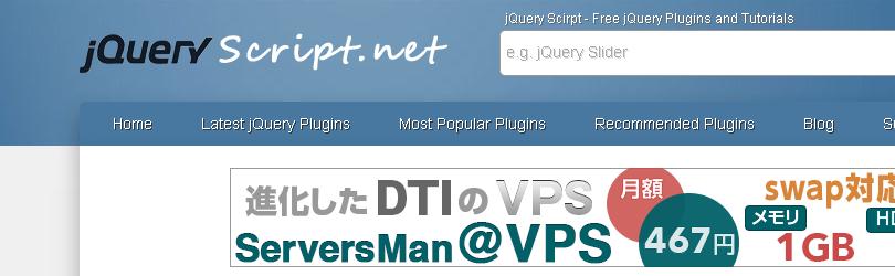 jQueryScriptnet